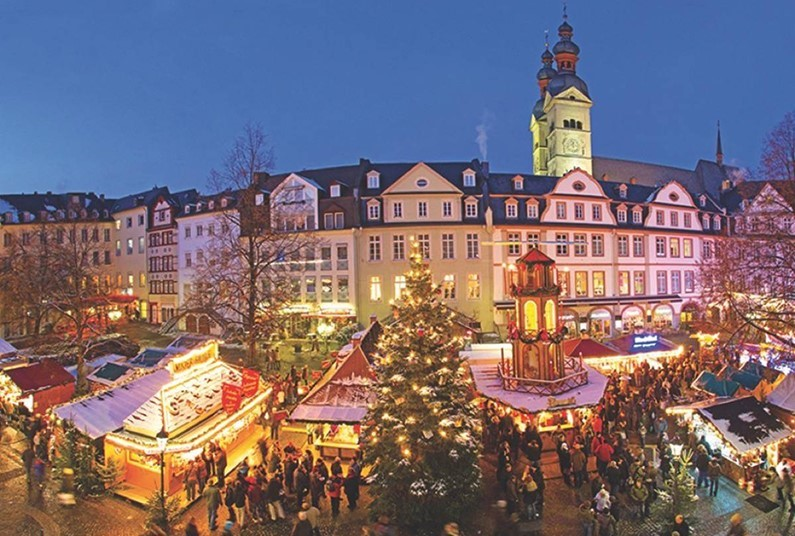 5 day river cruise at Christmas