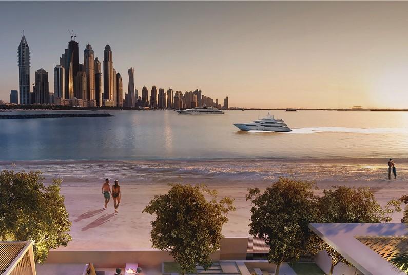 3 night luxury in Dubai
