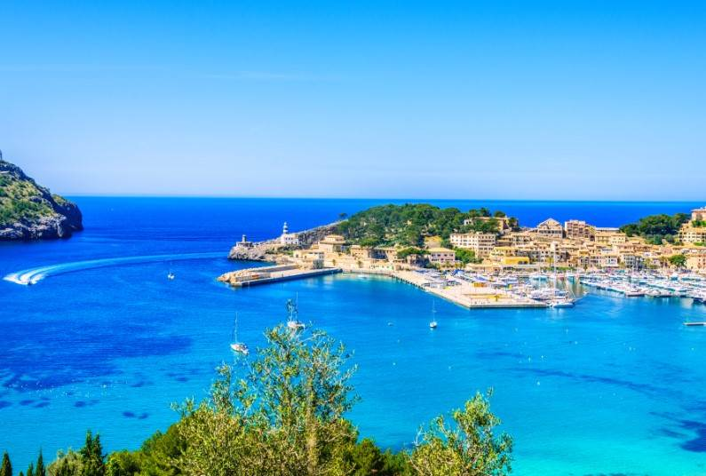 7 nights luxury in Puerto de Soller, Mallorca