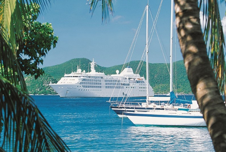 Luxury all-inclusive Caribbean cruise