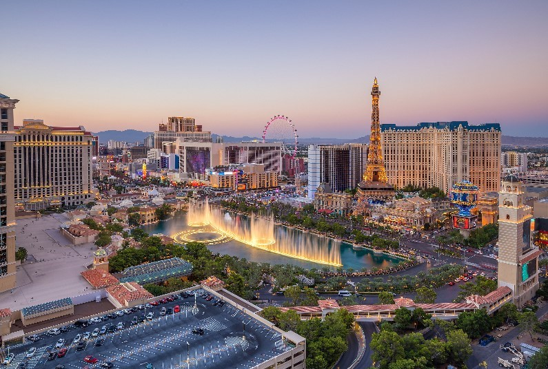 Luxury Stay In Vegas