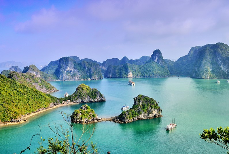 15 day Vietnam tour