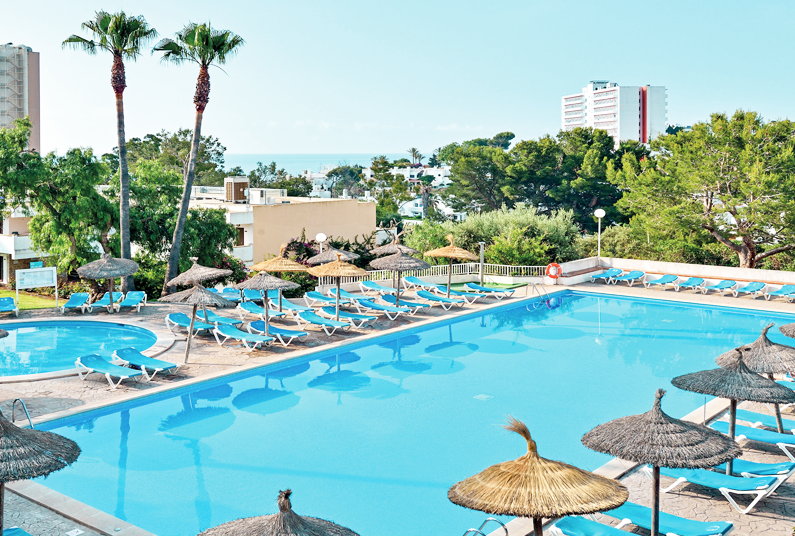7 nights all-inclusive sunshine in Majorca