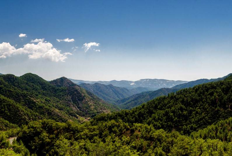 Save £100pp on holidays to the Troodos Mountains in Cyprus