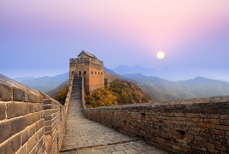 Escorted Tour to China!