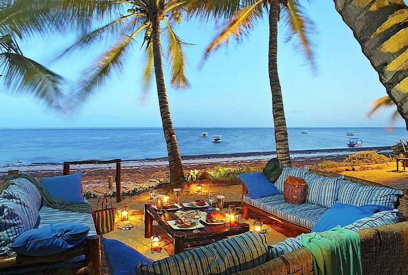7 Night Kenya Beach Stay