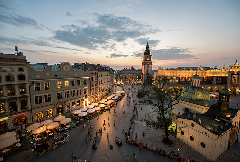 2 night short break in Krakow, Poland