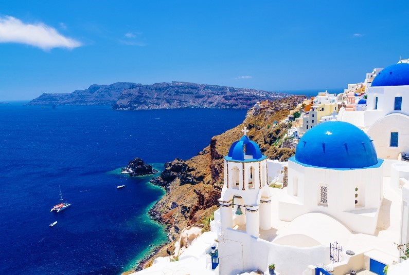 Greek Isles, Fly/Cruise, Departing This August