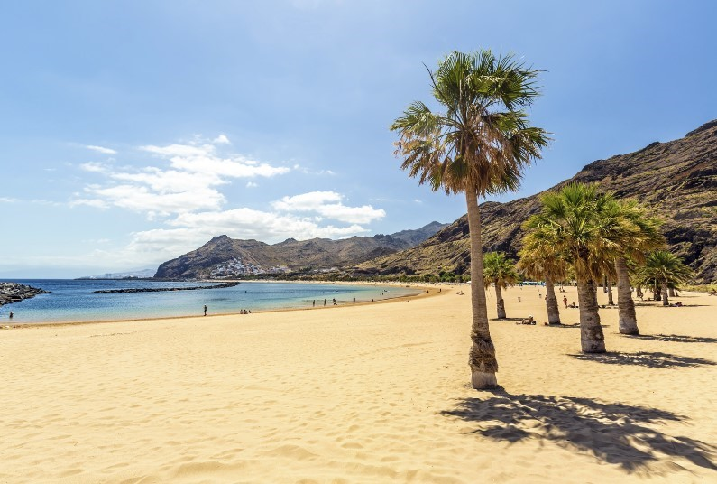 7 Nights in Tenerife, Bed and Breakfast