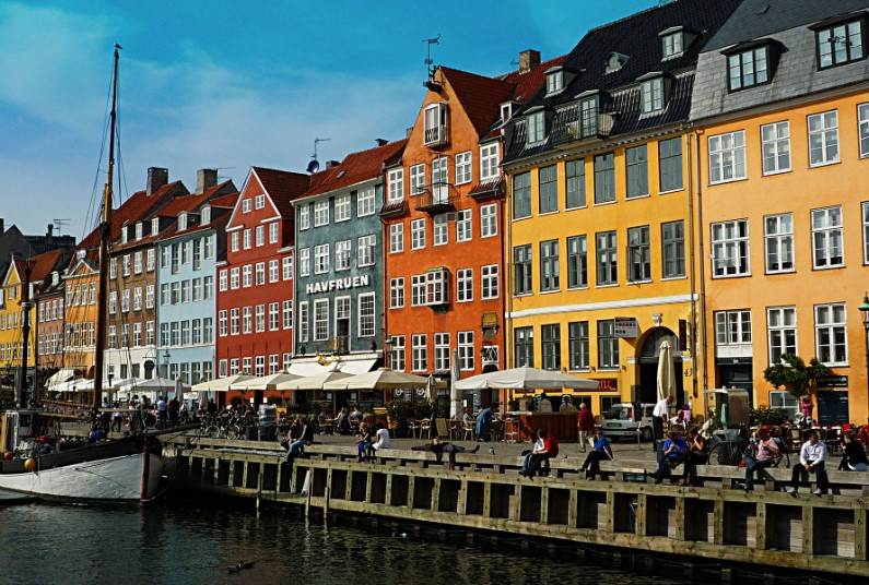Discover the capitals of Scandinavia