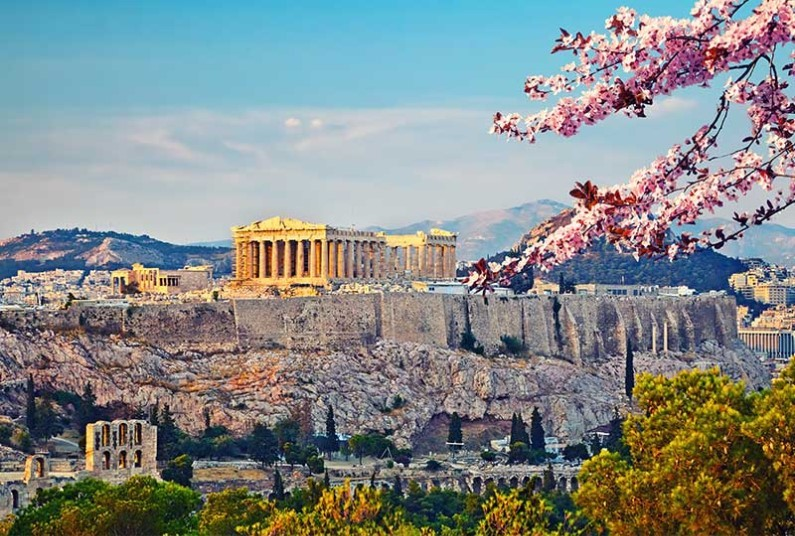 Alluring Athens