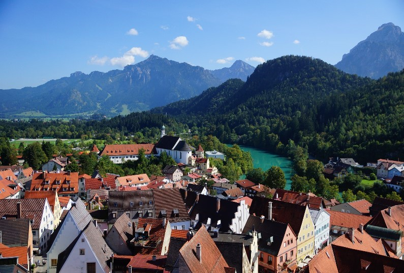 Mountains & Castles of Bavaria & Cruise The Danube