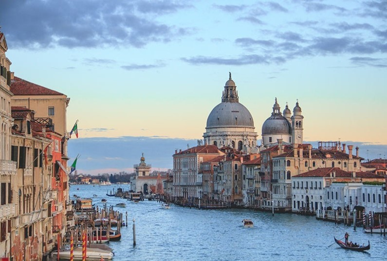 Kick-Start 2020 In Venice
