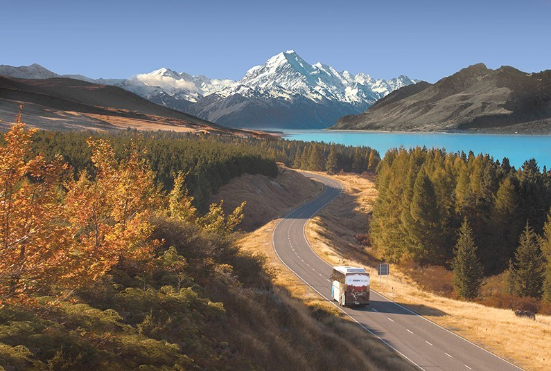 15 day tour of New Zealand