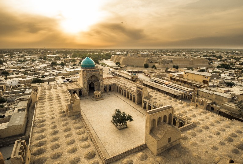 Discover The Heart of The Silk Road, Thrilling Escorted Tour