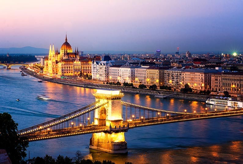 7 Night Cruise along Europe's Second Longest River!