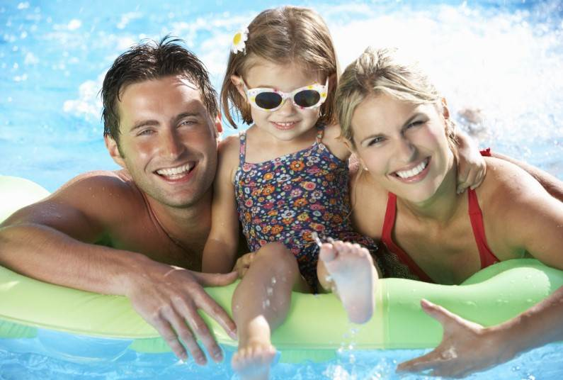 Family Deal, 3* Half Board, 14 Nights