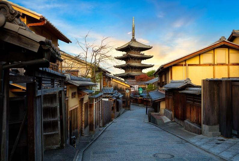 Enjoy This Extensive Tour of Japan
