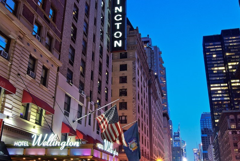 NEW YORK FROM £519PP!