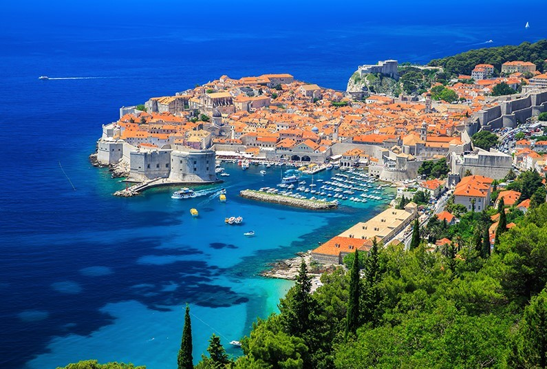 7 nights in Dubrovnik Old Town