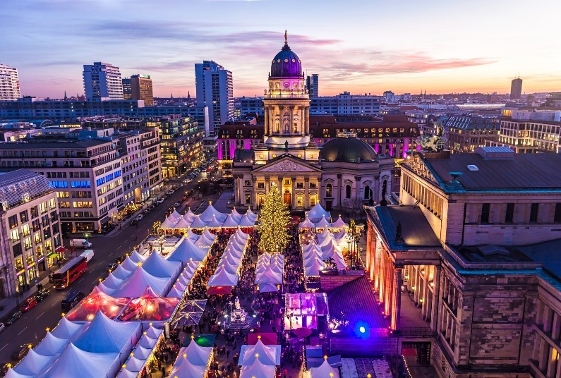 Visit The Christmas Markets