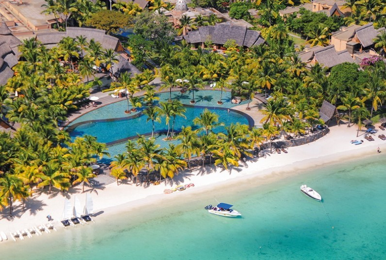 Enjoy one of the best beaches in Mauritius