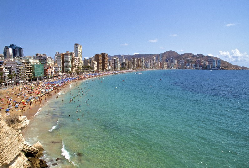 7 Nights Half Board, Spain, Costa Blanca, Benidorm