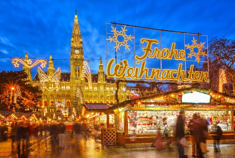 Luxury Christmas Market Break, Save £94 Per Couple