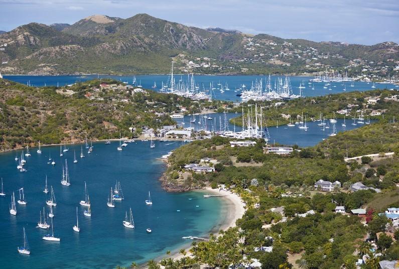 Life is a Beach in Antigua