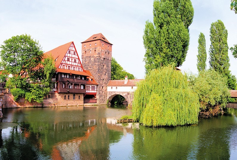 8-day all-inclusive European river cruise