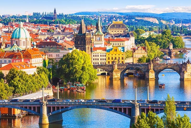 3 or 4 night city break in Prague