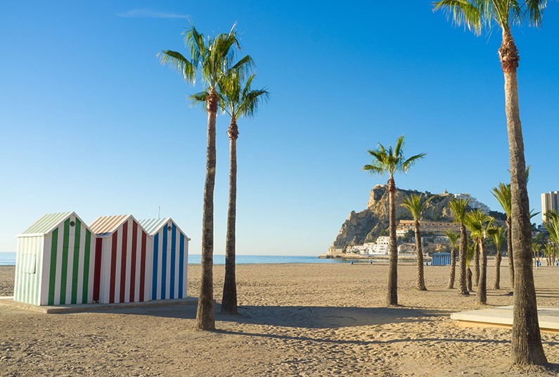 7 nights sunshine on the Costa Blanca
