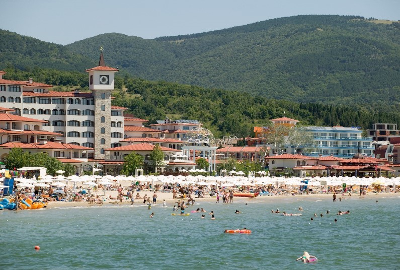 14 Night Stay Within The Resort Of Sunny Beach