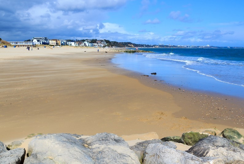 Sandbanks and the Dorest Coast