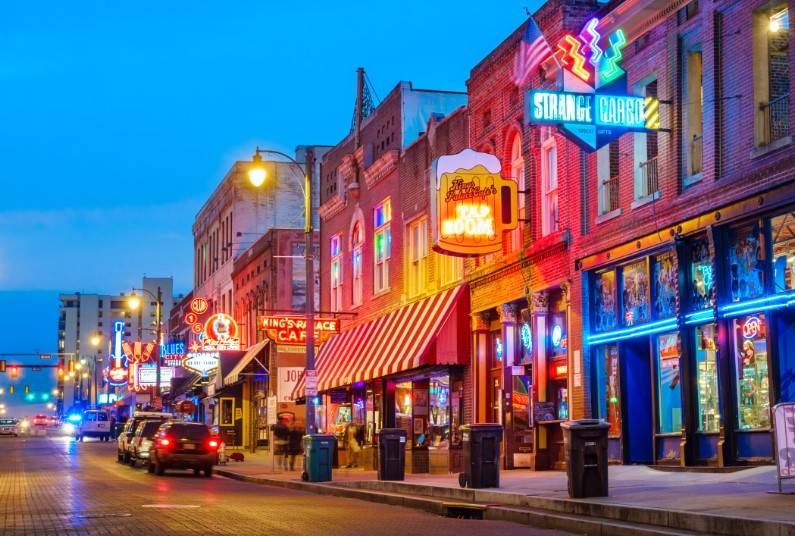 An Exciting Trip To Memphis, SAVE Up To £195 Per Person