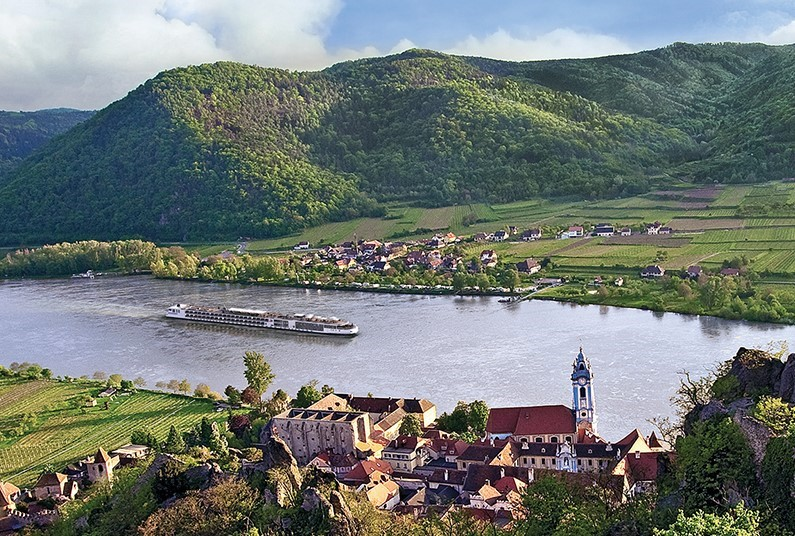 Sail Along the Romantic Danube