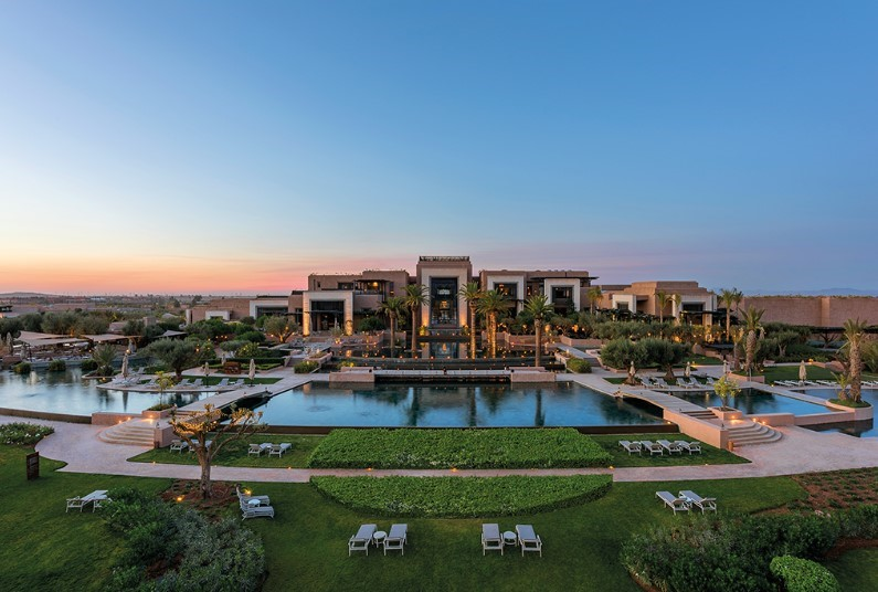 50% OFF 5* Royal Palm Marrakech