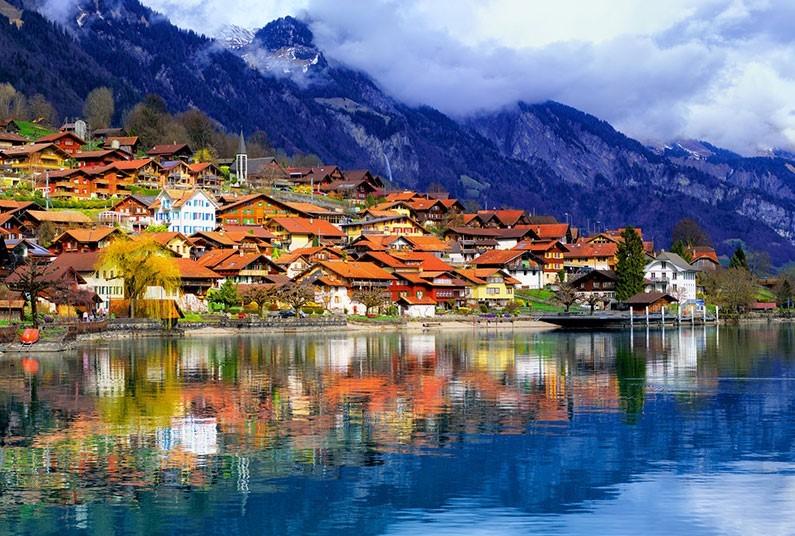 Panoramic Breath-taking Swiss Rail Journey