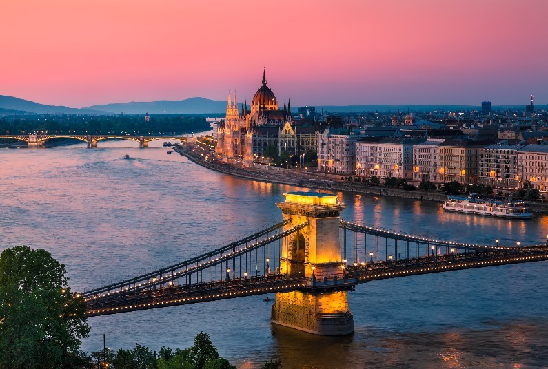 Prague Vienna and Budapest 7 nights