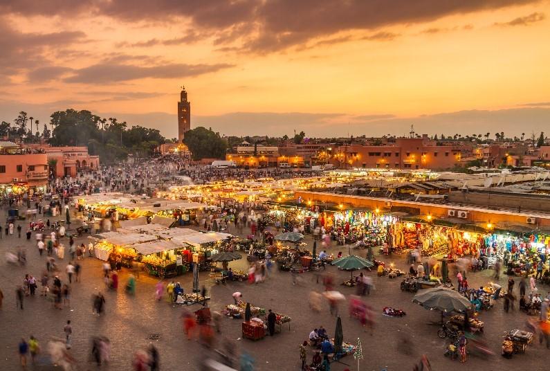 Marrakech City Break & Atlas Mountains