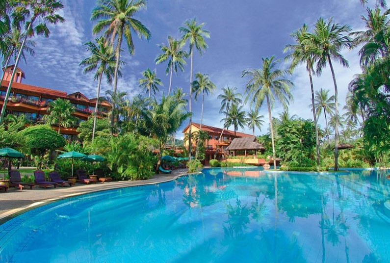 7 nights sunshine holiday in Phuket