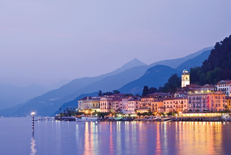 6 nights relaxation at beautiful Lake Como in Italy