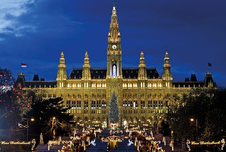 14 night Festive European River Cruise