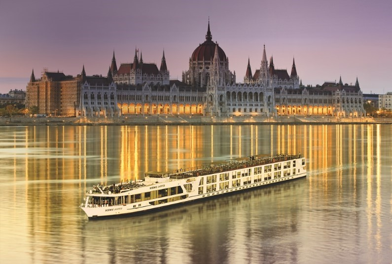 All-inclusive luxury European river cruise