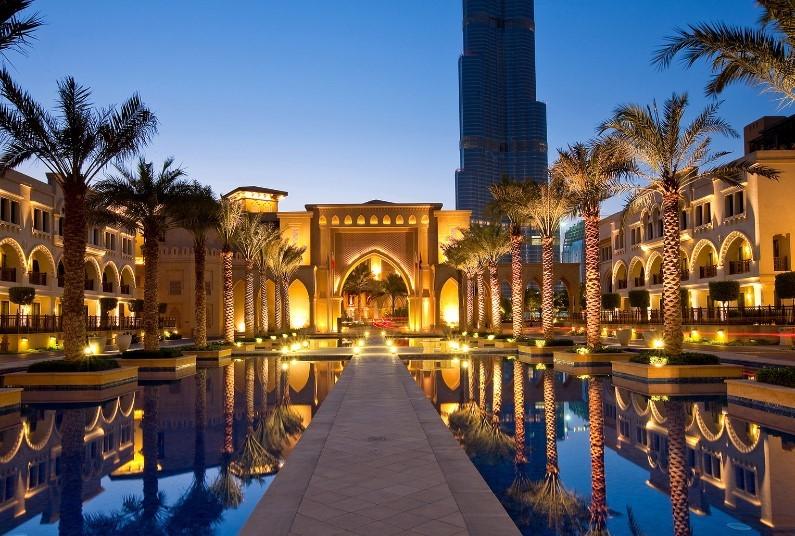 Stunning Palace Downtown Dubai Stay