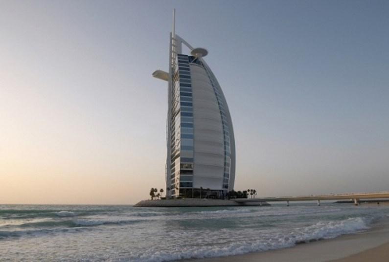 5* Dubai Beach Beach Break