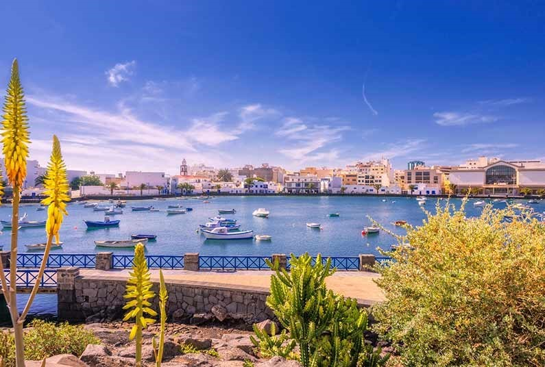 Luxurious Lanzarote Sun