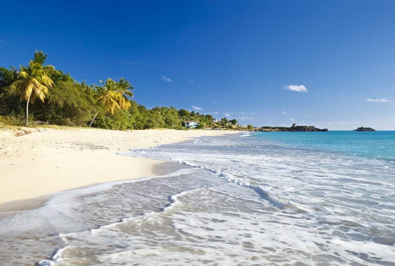 Luxury 10 nights stay in Antigua