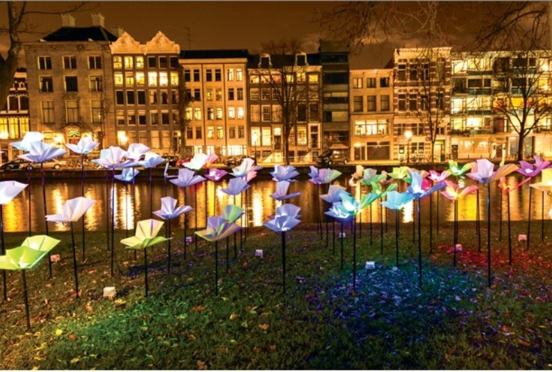 Keukenhof & the Amsterdam Festival of Light
