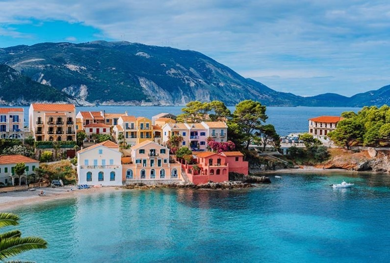 Summer In Kefalonia